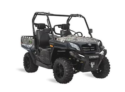 2018 CFMOTO UForce 800 Side x Side Utility Vehicles Lowell, NC