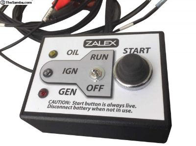 Test Stand Control Box or Remote Starter