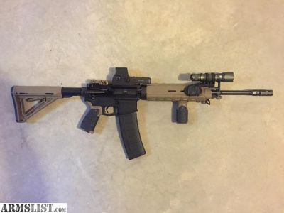 For Sale: S&W MOE M&P 15 MID Magpul spec series