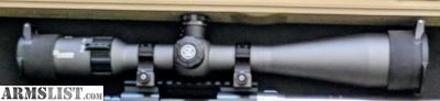 For Sale: Sig Tango 4 6-24x Scope