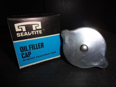 Find 1965 TR-4 SPITFIRE (OEM) ~ NOS ~ NORS * (OIL BREATHER FILLER CAP ~ SPIN-ON)* motorcycle in Baltimore, Maryland, United States, for US $14.99
