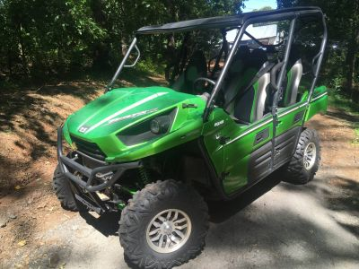 2014 Kawasaki Teryx4 LE Side x Side Utility Vehicles Woodstock, GA
