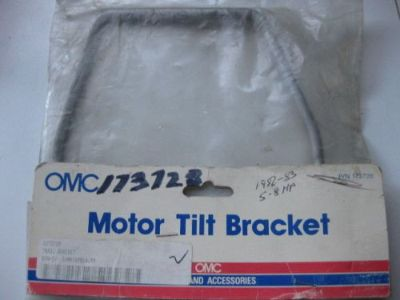 Find 173728 OMC 0173728 TILT LEVER BRACKET FOR SEVERAL MODEL OUTBOARDS MOTORS. motorcycle in Walnut Creek, California, United States, for US $15.99