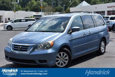 2008 Honda Odyssey EX-L (Ocean Mist Metallic)