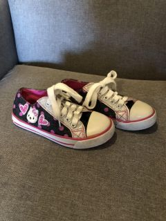 Hello Kitty shoes size 11