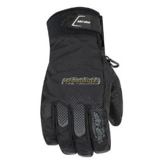 Buy 2017 Ski-doo Grip Gloves - Black motorcycle in Sauk Centre, Minnesota, United States, for US $63.74