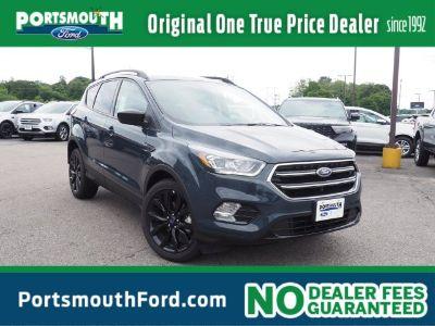 2019 Ford Escape (Baltic Sea Green Metallic)