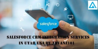 Salesforce CRM Integration Services in Utah USA by Advanz101