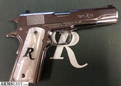 For Sale: Remington 1911 R1S .45acp