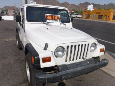 1998 Jeep Wrangler Sport -Complete Reconditioning!!
