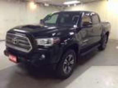 used 2017 Toyota Tacoma for sale.