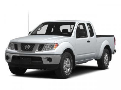2014 Nissan Frontier XE (Glacier White)
