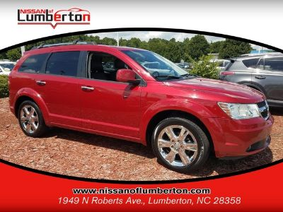 2010 Dodge Journey R/T (Inferno Red Crystal Pearlcoat)