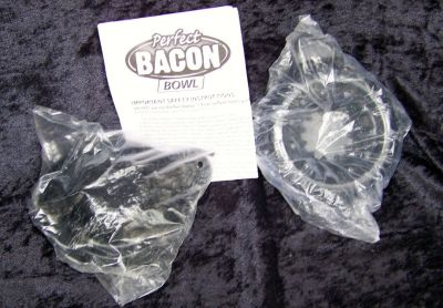Bacon Bowls, NEW! Make Microwaved Bacon Bowls for Meals