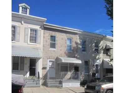 2 Bed 1 Bath Foreclosure Property in Reading, PA 19602 - S 11th St