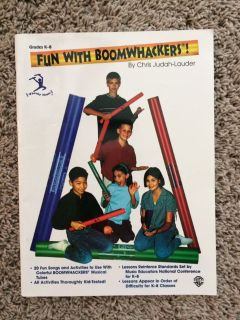 Fun with Boomwhackers Book
