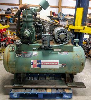 120 gallon 3ph Champion air compressor