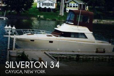 1979 Silverton 34