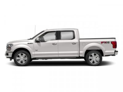 2018 Ford F-150 King Ranch (White Platinum Metallic Tri-Coat)