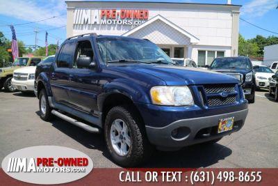 2005 Ford Explorer Sport Trac XLS (Dark Blue Pearl Metallic)