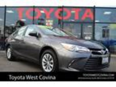 Used 2017 Toyota Camry Predawn Gray Mica, 25.2K miles