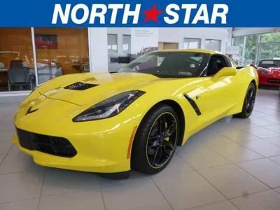 New 2018 Chevrolet Corvette 2dr Stingray Cpe