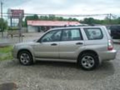 2006 Subaru Forester For Sale