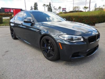 2015 BMW M5 Base 4dr Sedan