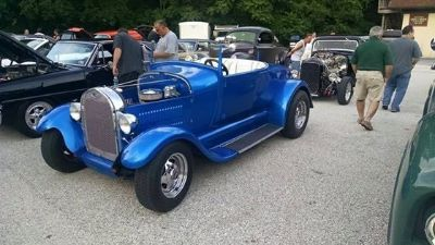 1929 ford roadster street rod TRADE