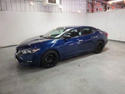 2017 Nissan Maxima (Storm Blue)