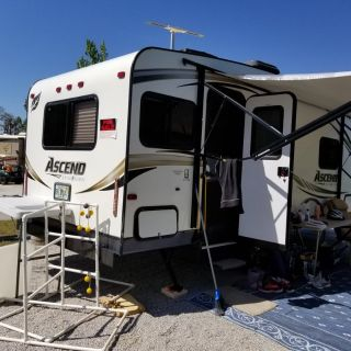 2013 EverGreen Ascend 191 RD