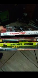 Dvds all 4