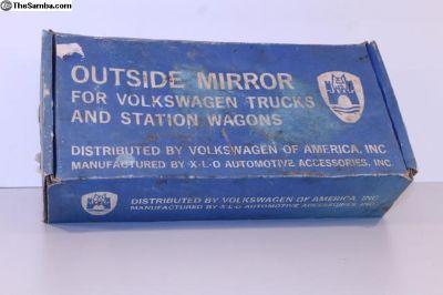 NOS VWOA Truck Mirror