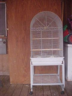 Large Parrott or bird cage