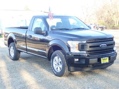 2018 Ford F-150 XL (Shadow Black)
