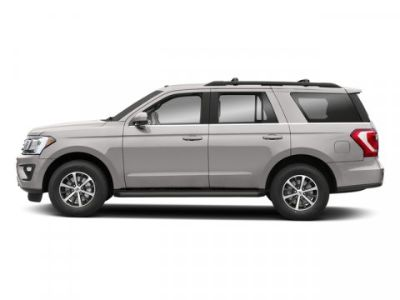 2018 Ford Expedition XLT (White Platinum Metallic Tri-Coat)