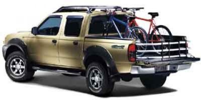 2003 Nissan Frontier XE (Granite Metallic)