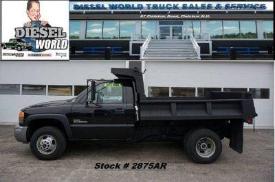 2006 GMC Sierra 3500 Diesel Dump Truck - LOW miles!!