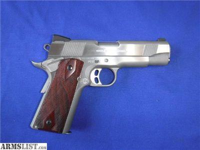 For Sale: Colt Combat Commander In. 45 ACP 4 inch Semi Auto Pistols