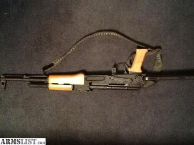 For Trade: Hungarian AK47 Underfolder