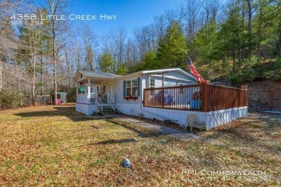 3 Bed / 2 Bath on 5 Acres
