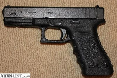 Want To Buy: Glock 17 Gen 3