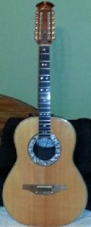 1978 Ovation Glen Campbell Signature 12 String Acoustic/Electric Guitar