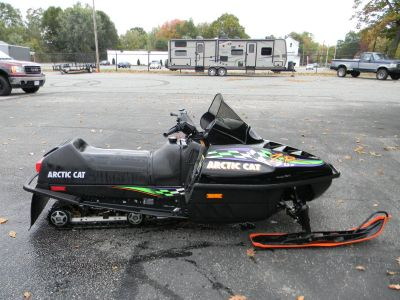 1995 Arctic Cat ZR600 Crossover Snowmobiles Springfield, MA