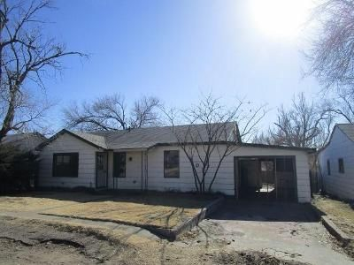 4 Bed 2 Bath Foreclosure Property in Borger, TX 79007 - Oak St
