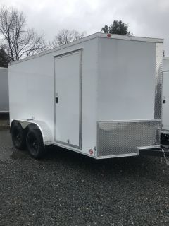 2019 Other 7x12 VNose Tandem Axle
