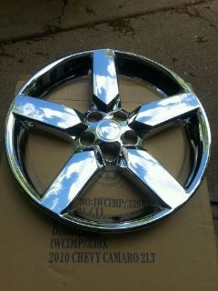 Find Camaro LT wheel skins/hubcaps(2) motorcycle in Sullivan, Missouri, United States, for US $30.00