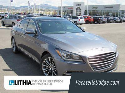 2015 Hyundai Genesis 3.8L (gray)