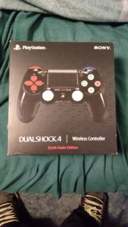 Darth Vader ps4 controller brand new in box