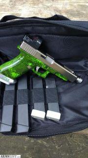For Sale: Glock 34 race gun